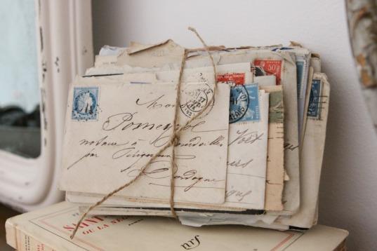 scrisori catre mine