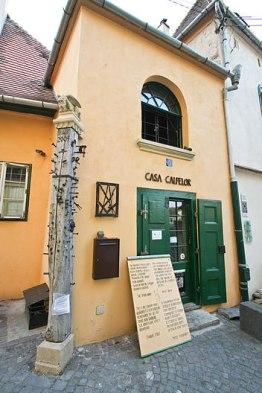 Casa Calfelor, Sibiu